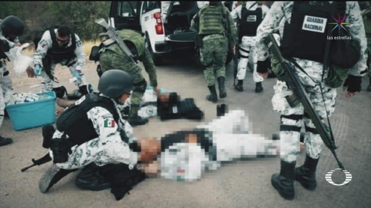 Emboscan a elementos de la Marina en Chinicuila, Michoacán