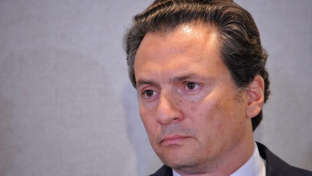 Emilio Lozoya, exdirector de Pemex, se encuentra detenido en España
