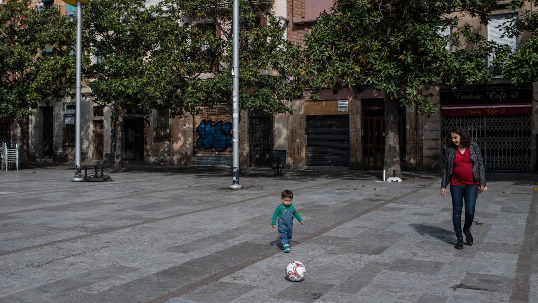 FOTO: Aficionados españoles no regresarán a los estadios de futbol por ahora, el 03 de junio de 2020