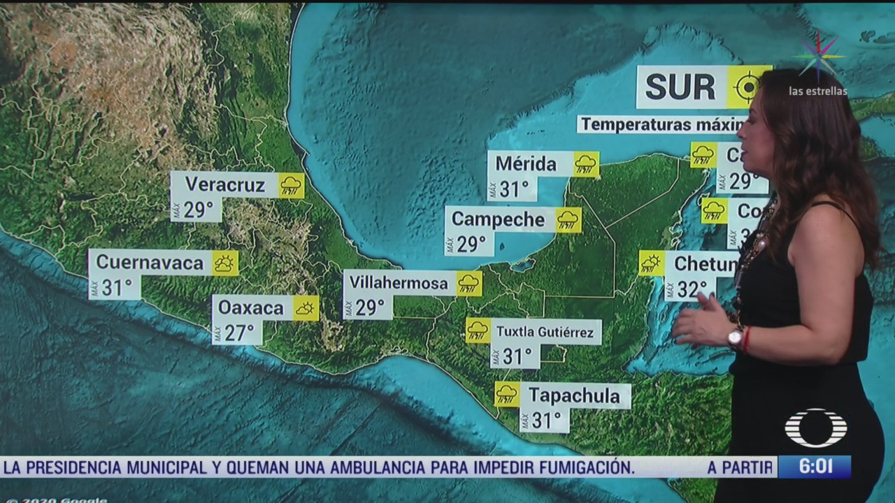 frente frio 67 provocara lluvias intensas en tamaulipas san luis potosi y veracruz