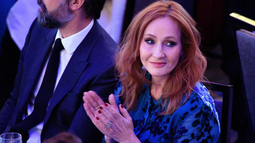 Foto: JK Rowling revela que sufrió agresión sexual y violencia machista , 6 de junio de 2020, (Getty Images, archivo)