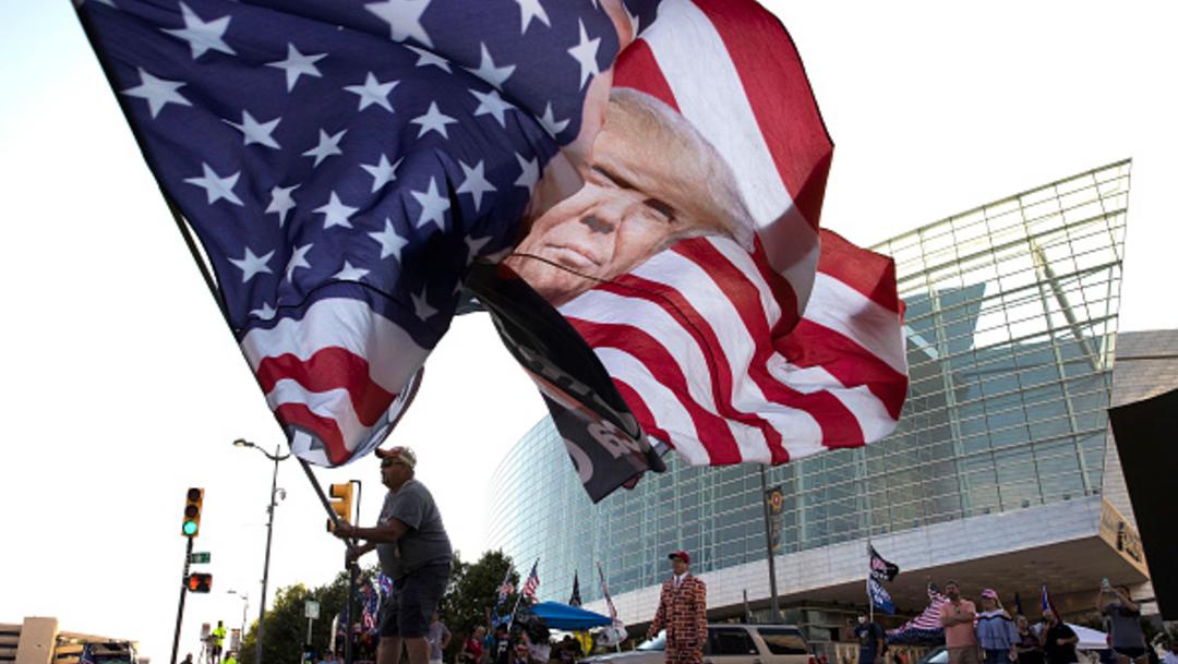 Foto:Trump ignora COVID-19 y racismo; reactivará campaña de reelección en mitin masivo, 19 de junio de 2020, (Getty Images, archivo)