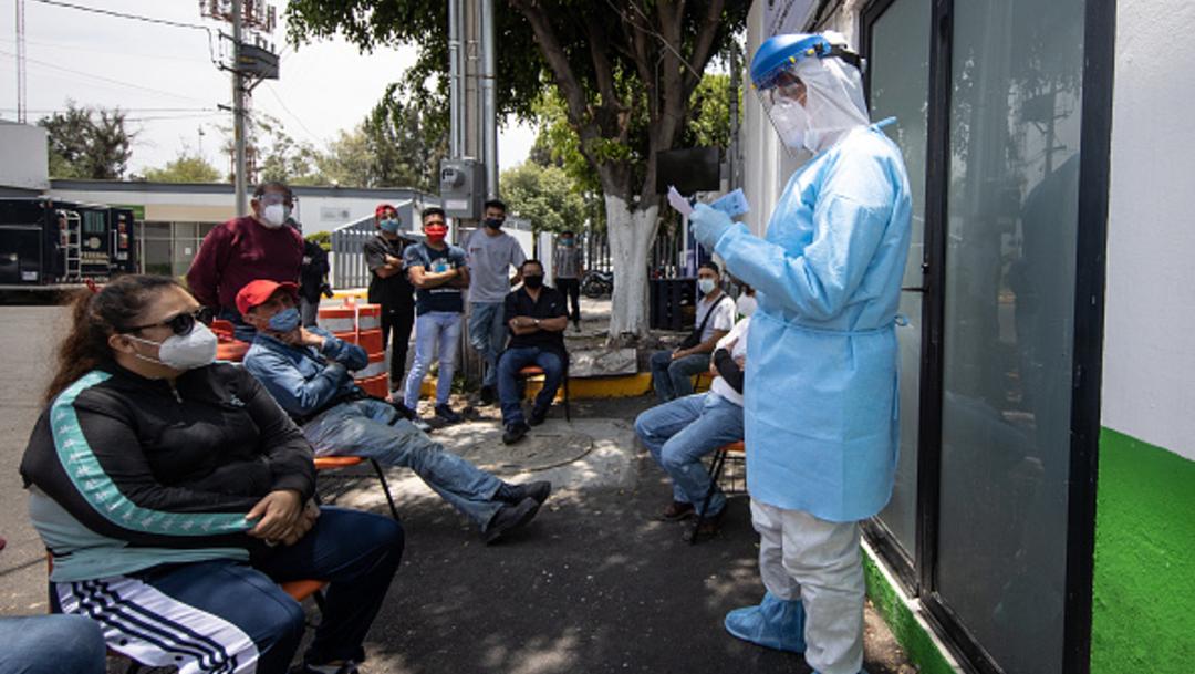 América Latina supera los 2 millones de casos de COVID-19 (Getty Images, archivo)