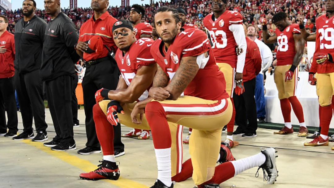Foto: Trump dice no verá la NFL si jugadores se arrodillan durante himno, 14 de junio de 2020, (Getty Images, archivo)