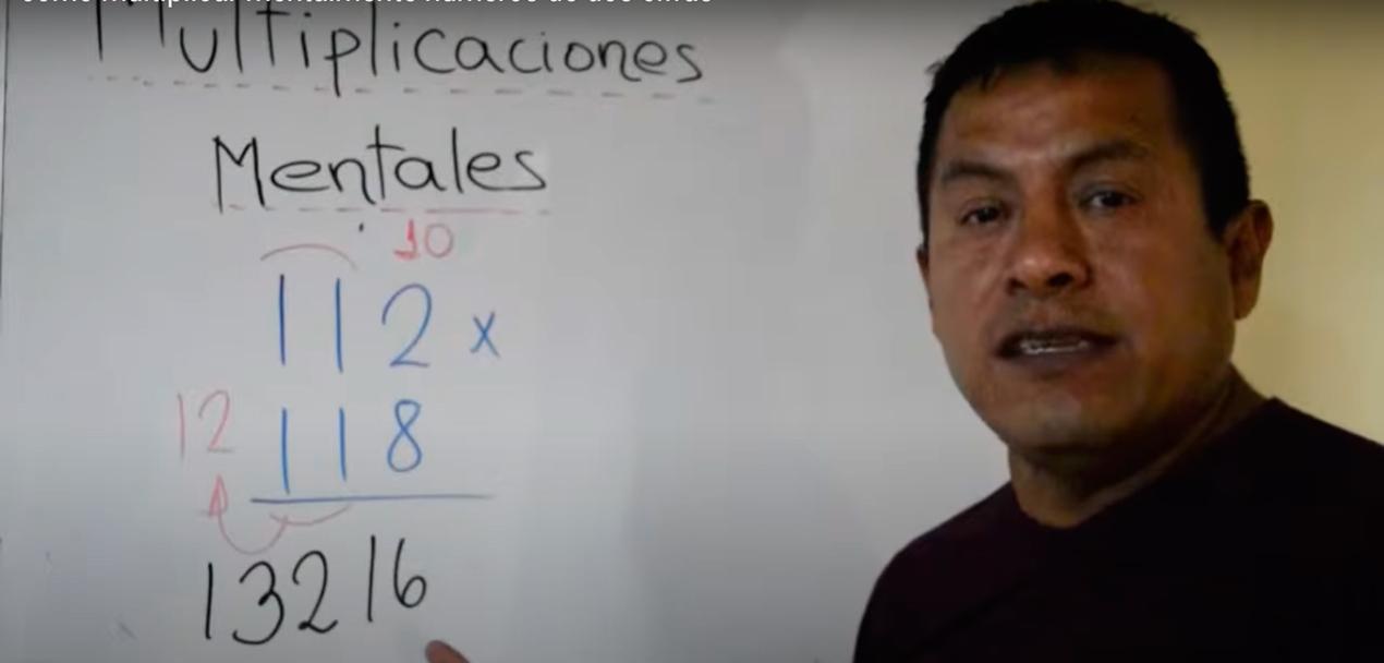 Maestro Perú Tik Tok Clases Matemáticas