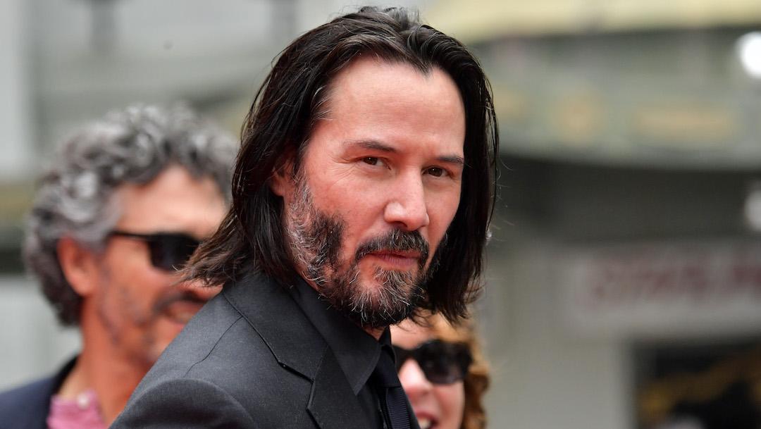 Keanu Reeves subasta videollamada de 15 minutos para causa benéfica