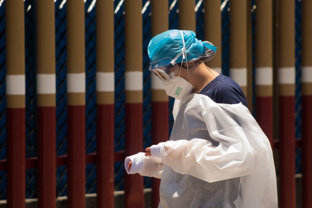 Mujer Muerte Hospital General CDMX