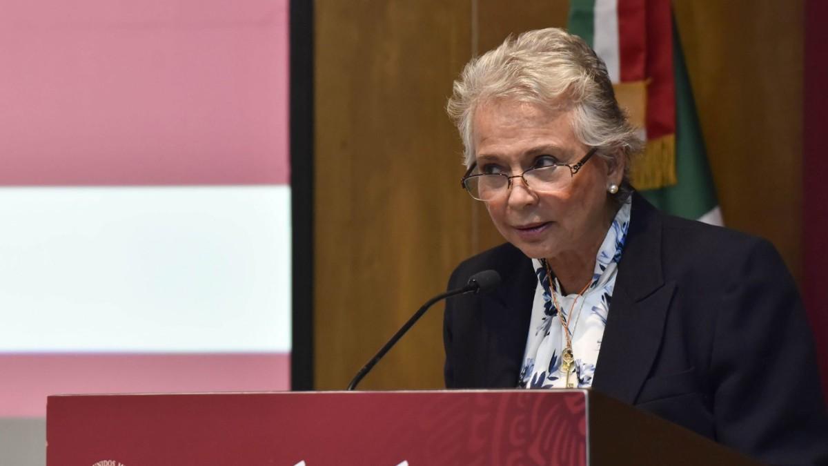Olga Sánchez responde a Enrique Alfaro por caso Giovanni
