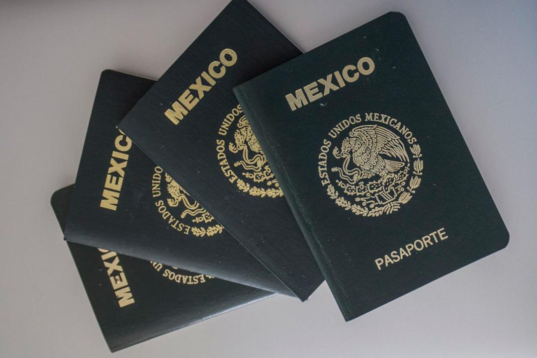 Programar cita en internet para trámite de pasaporte en México