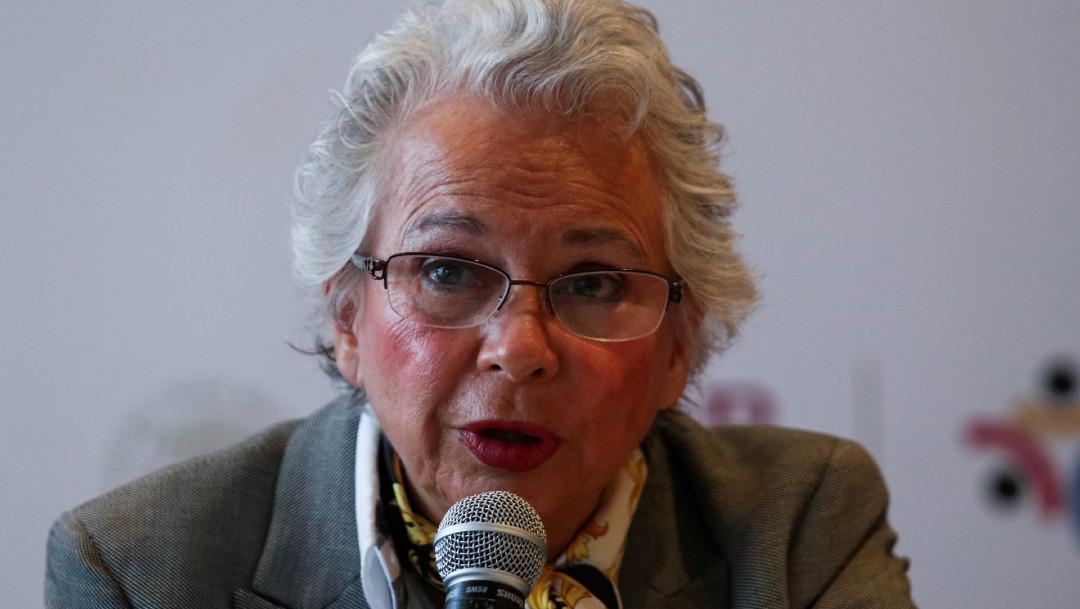 Olga Sánchez Cordero habla sobre septiembre mes del testamento