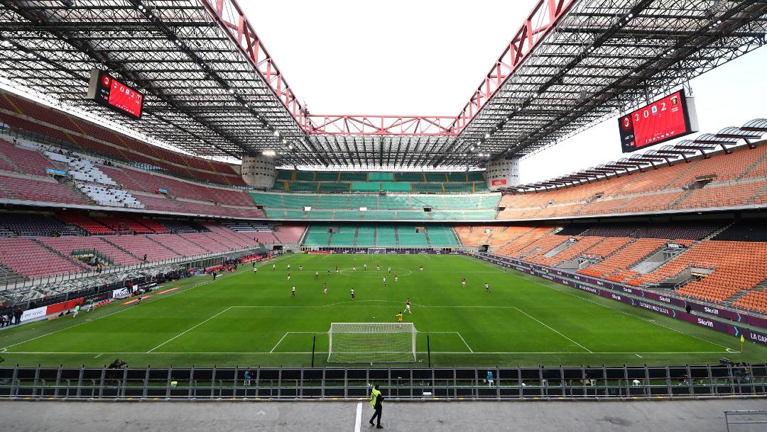 FOTO: Serie A de Italia se reanuda tras más de 100 días detenida por Covid-19, el 20 de junio de 2020