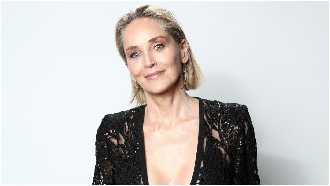 Imagen: Sharon Stone fue alcanzada por un rayo, 13 de junio de 2020 (Getty Images)