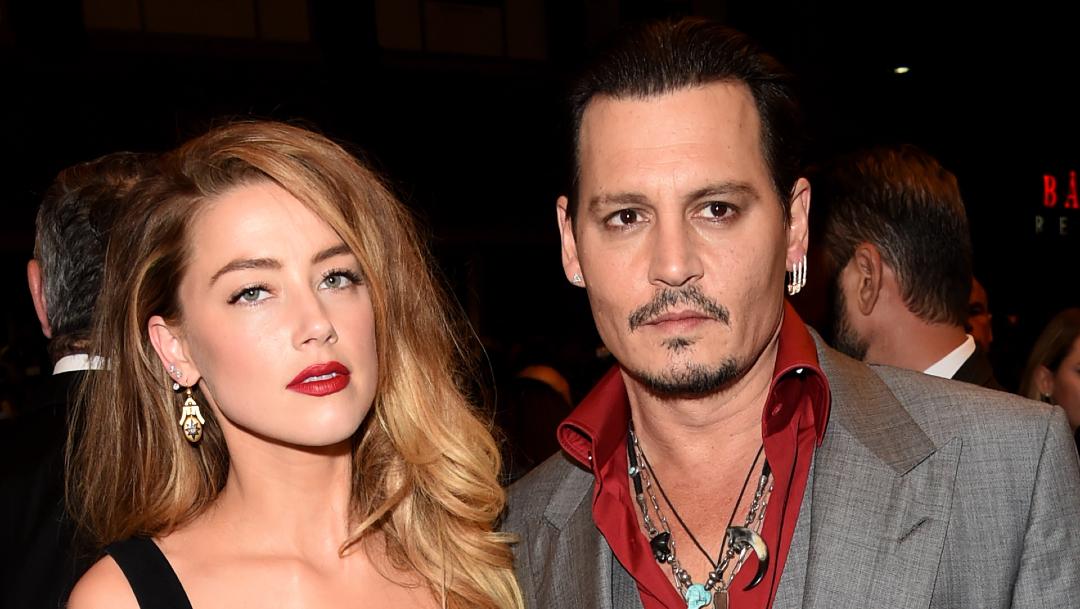 Johnny Depp declara en Corte que su exesposa Amber Heard lo golpeaba|
