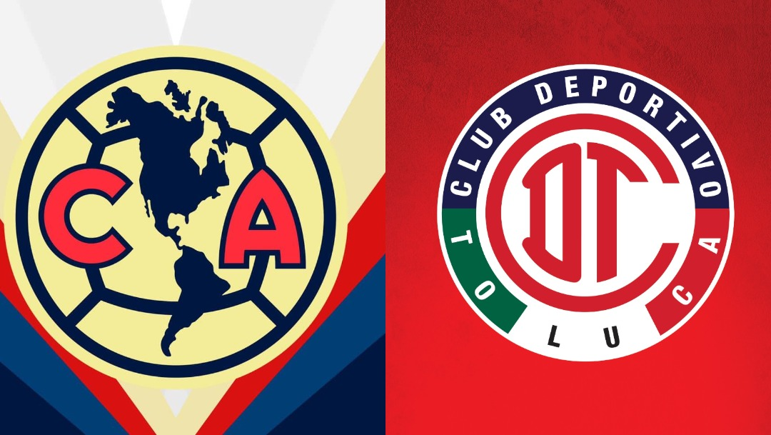 Partido América Toluca Copa México, Imagen