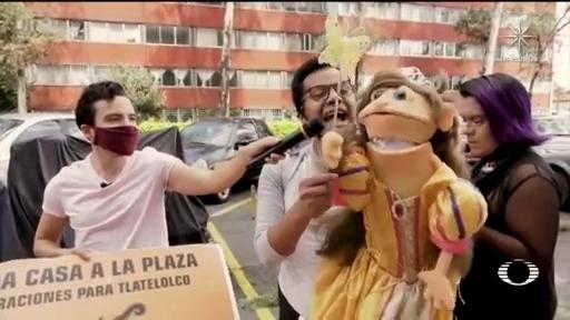 cuenta cuentos de Tlatelolco CDMX