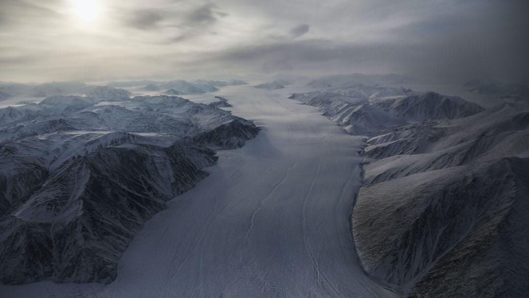 Casquete polar ártico se ha reducido a la mitad en 40 años