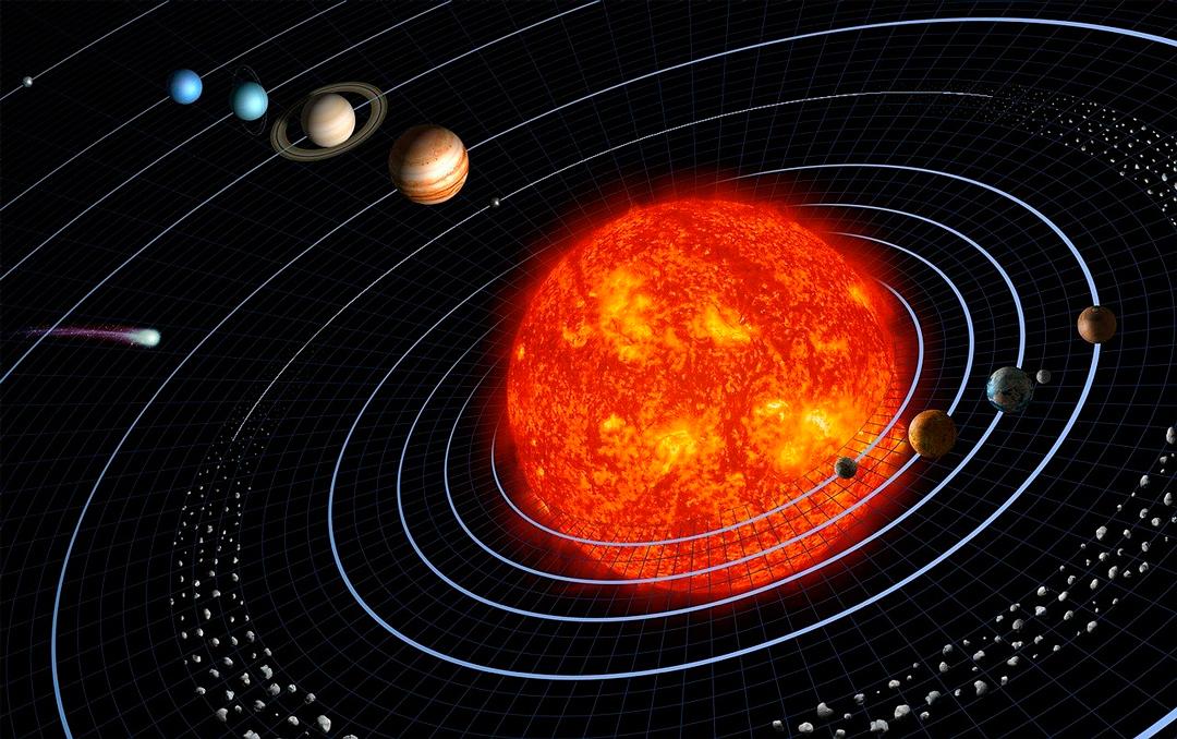 Astrónomos localizan con precisión el centro del Sistema Solar