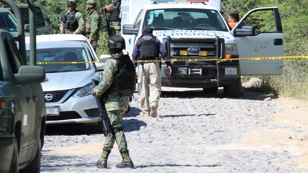 Mueren cuatro personas tras ataque armado en León, Guanajuato