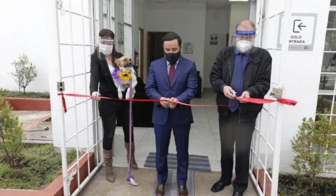 Inauguran el primer crematorio público para mascotas de CDMX