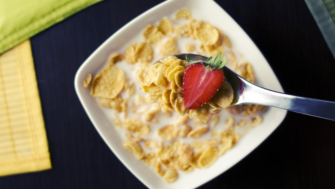 Receta para preparar cereal de maíz en casa