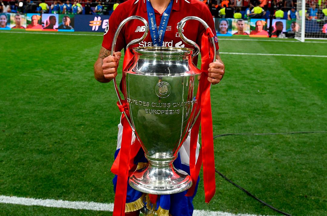 Fecha horarios y partidos en el regreso de la Champions League