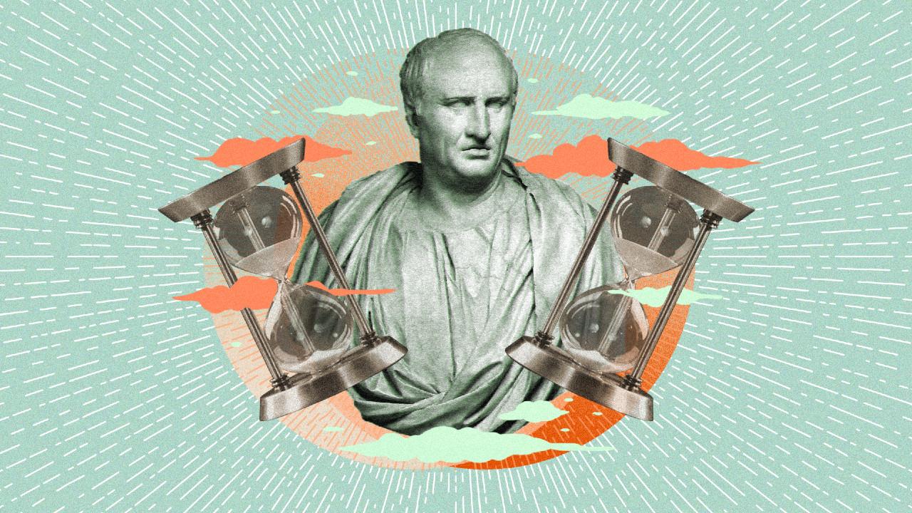Cicerón, sobre la vejez, filosofía, ilustración