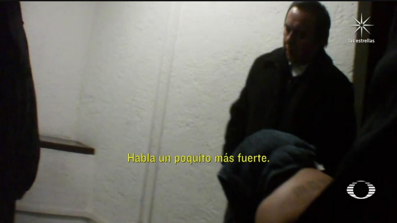Tomás Zerón a 'El Cepillo', sobre caso Ayotzinapa