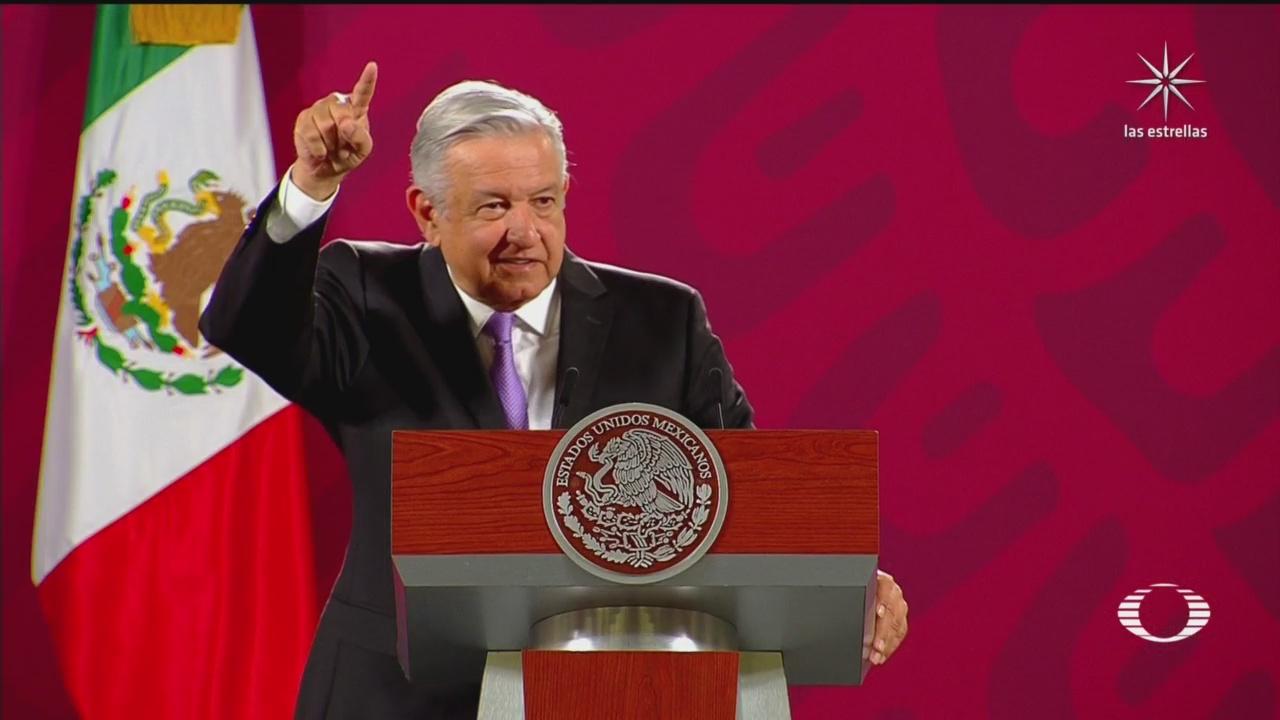 AMLO afirma que 'lo peor ya pasó' del impacto del covid 19 en la economía mexicana