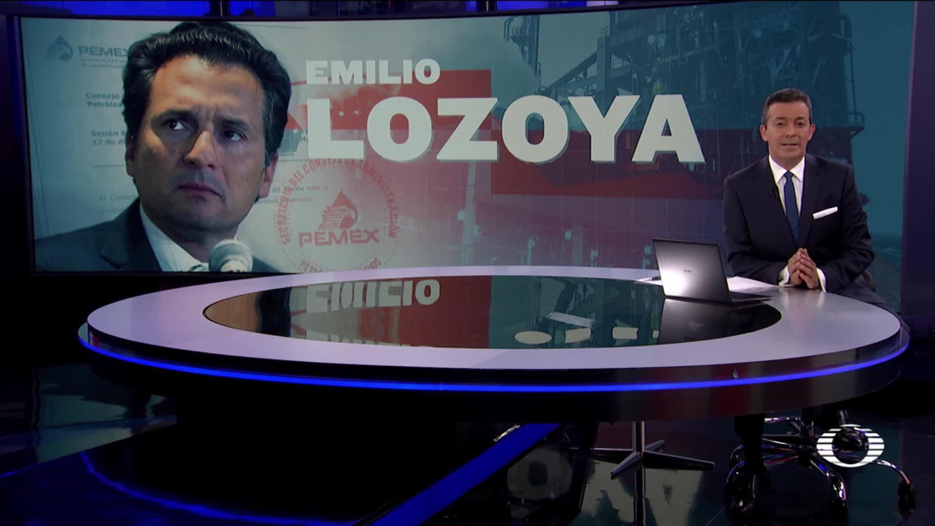 emilio lozoya tiene su primera audiencia en cdmx