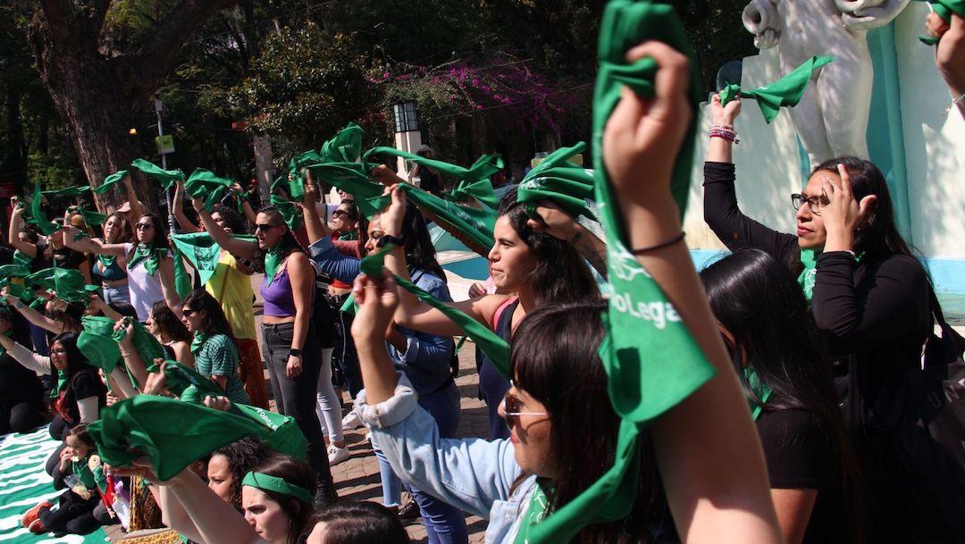 Países, Legal, Aborto, Pañuelos Verdes, Foto