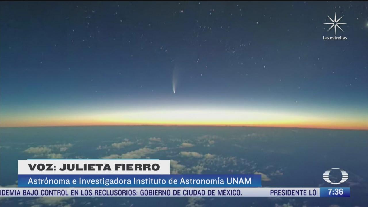 entrevista con julieta fierro astronoma de la unam para despierta