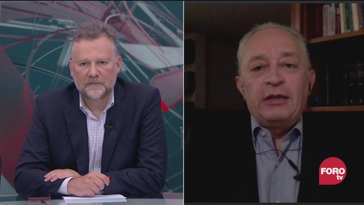 Leo Zuckermann y Javier Oliva analizan las nuevas laboras asignadas a las fuerzas armadas en México