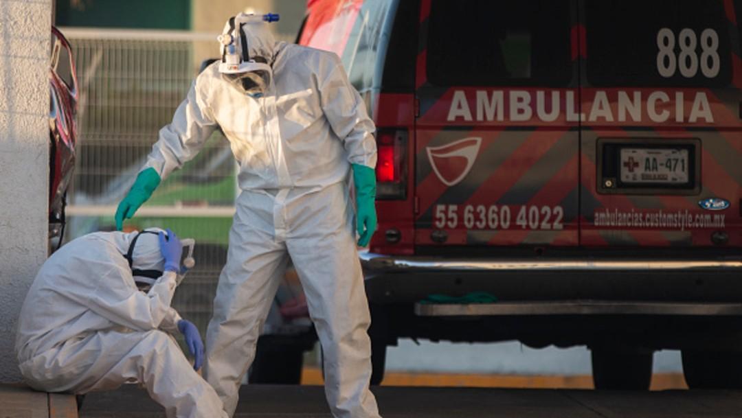 México es el sexto país con más muertos por COVID-19