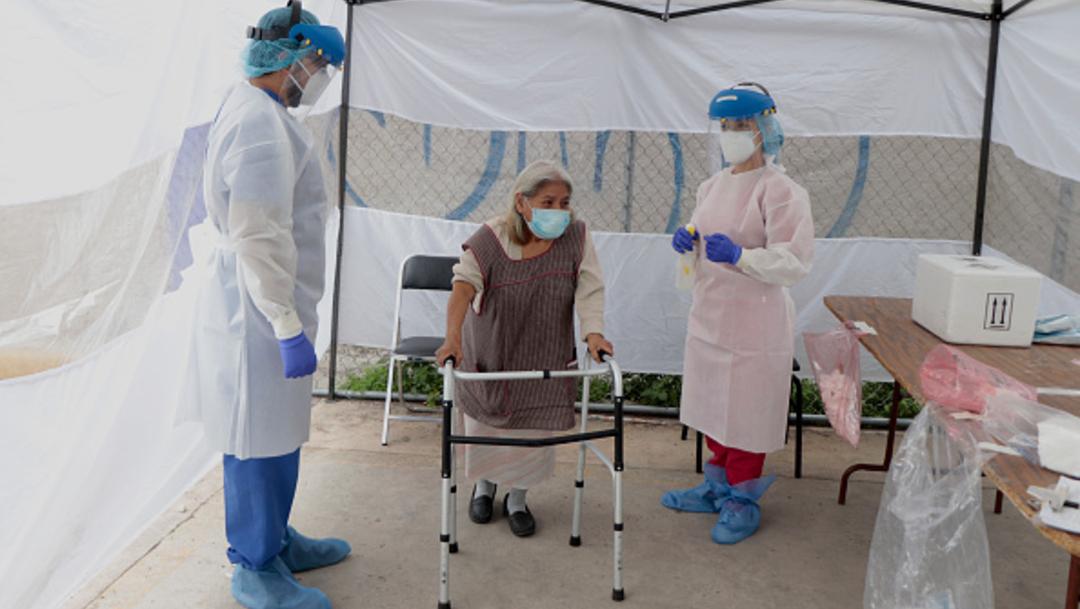 EEUU, Brasil y México, los tres países con mayor cifra de muertos por COVID-19