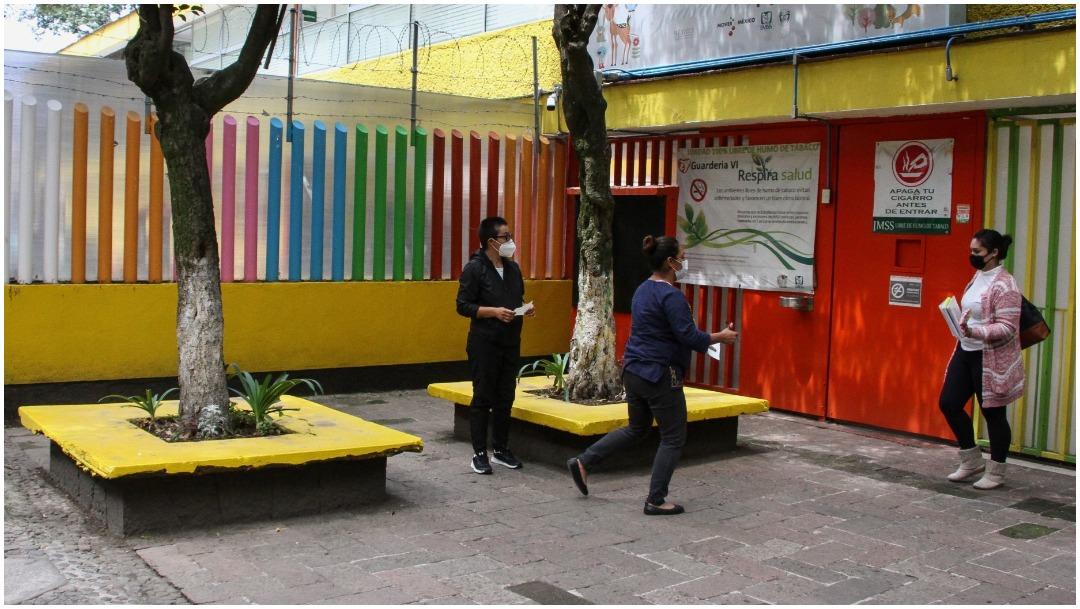 Reapertura guarderías México