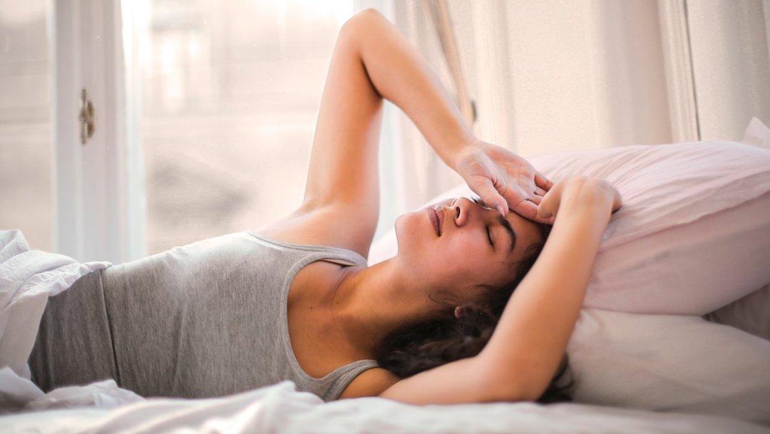 Insomnio Tratamiento, No Poder Dormir, Foto