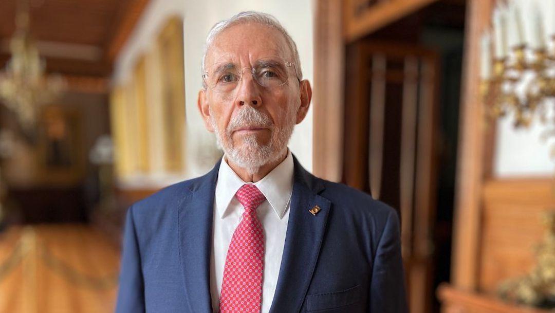 ¿Quién es Jorge Arganis Díaz Leal, nuevo secretario de Comunicaciones y Transporte