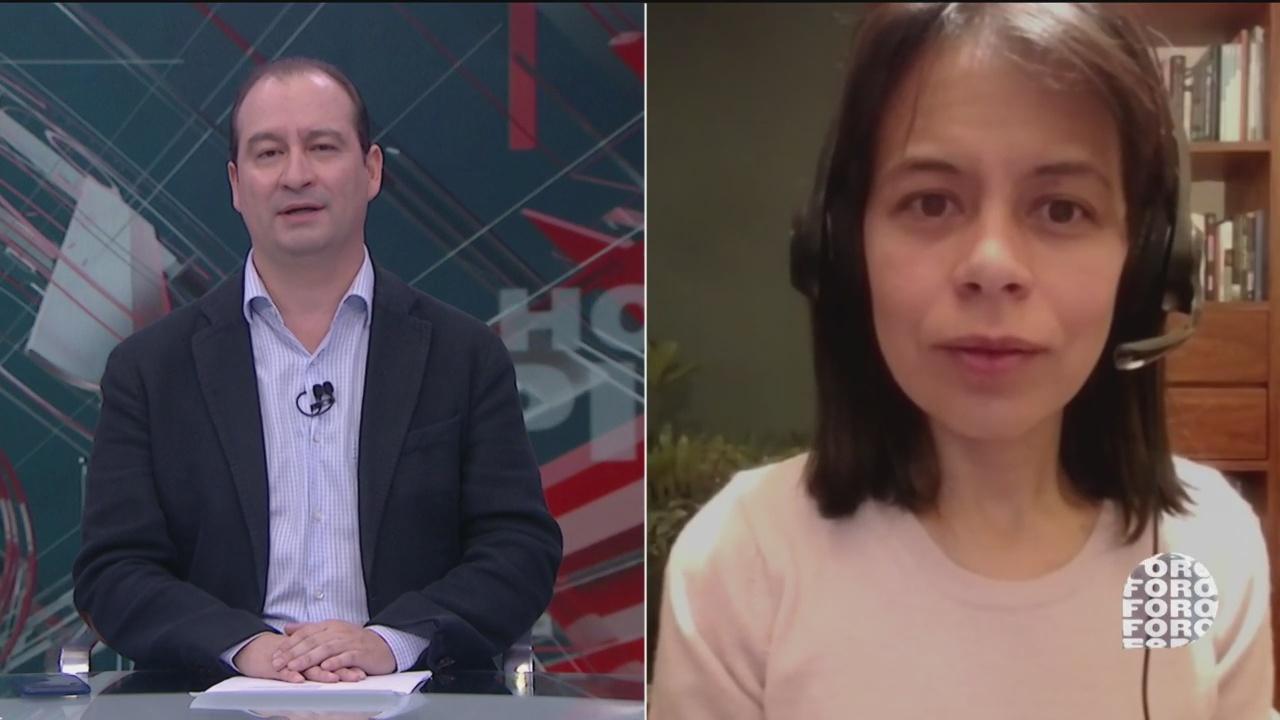 Mario Campos y Viridiana Ríos analizan las nuevas cifras de pobreza en Mésico tras la pandemia de covid 19