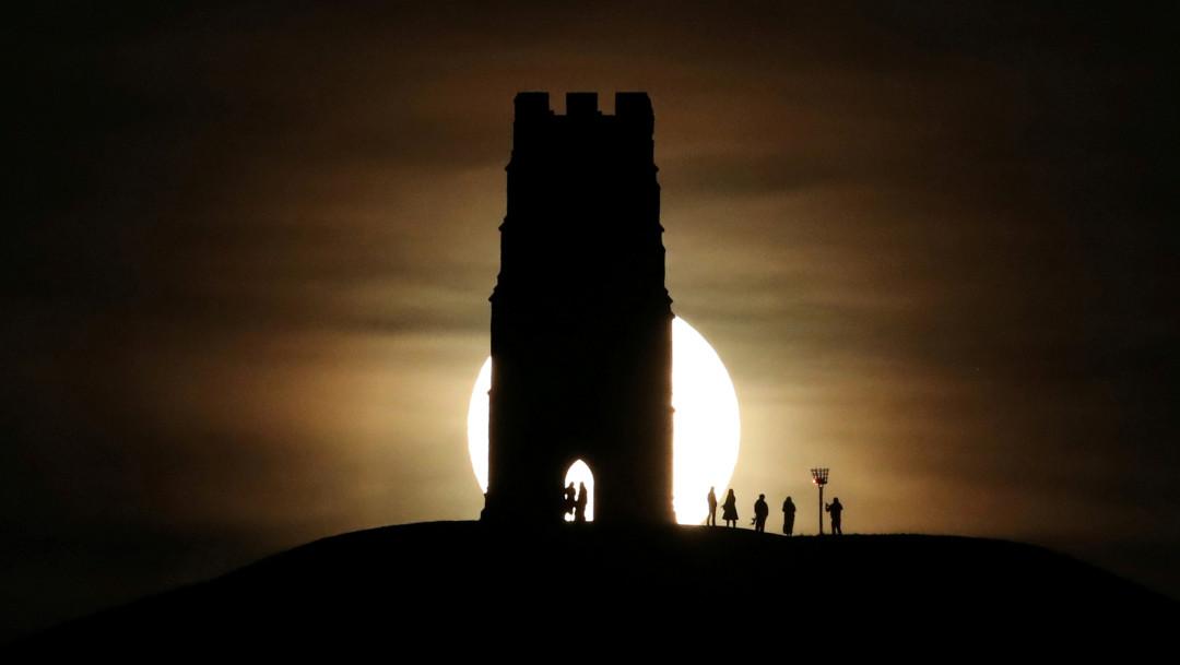 Luna llena, foto ilustrativa