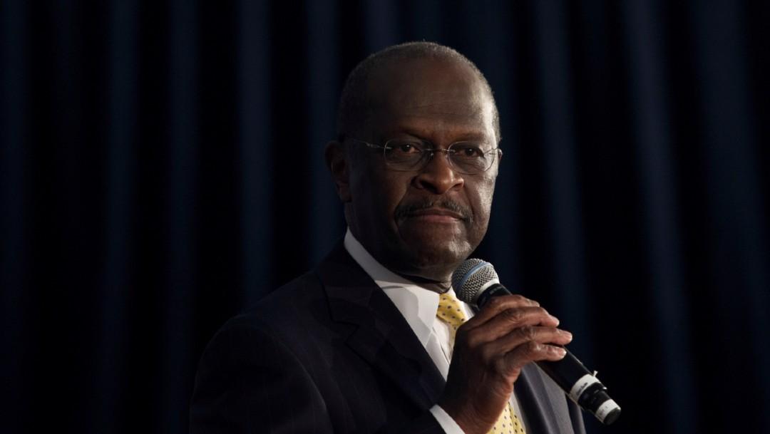 Herman Cain, un presentador televisivo y exaspirante presidencial republicano estadounidense, murió a los 74 años por COVID-19