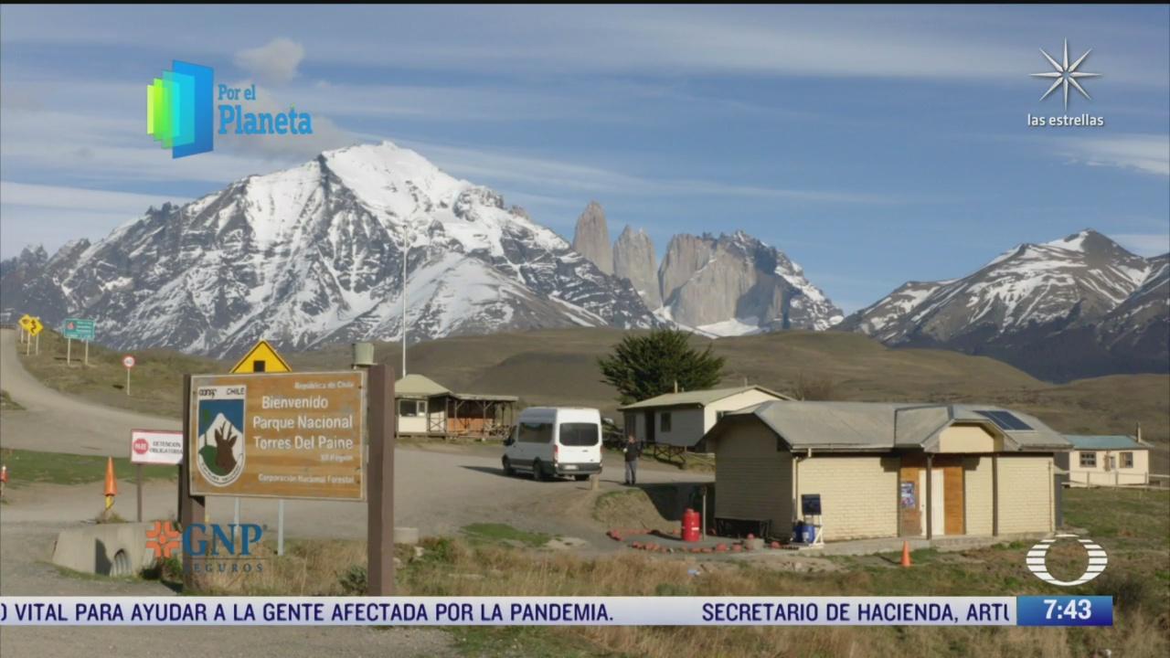 Torres del Paine, un lugar único en la Patagonia de Chile