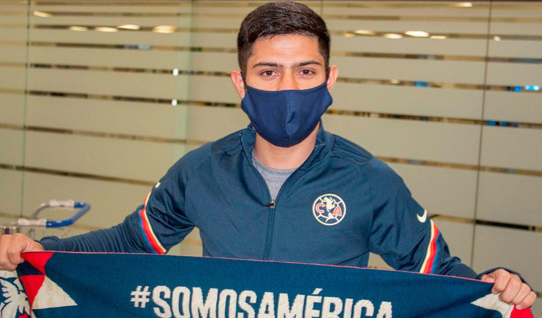 El paraguayo Sergio Díaz llega al América proveniente del Real Madrid.