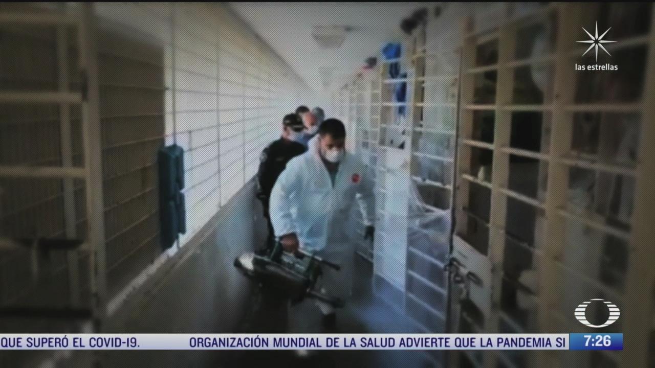 reclusorios de mexico enfrentan pandemia de covid