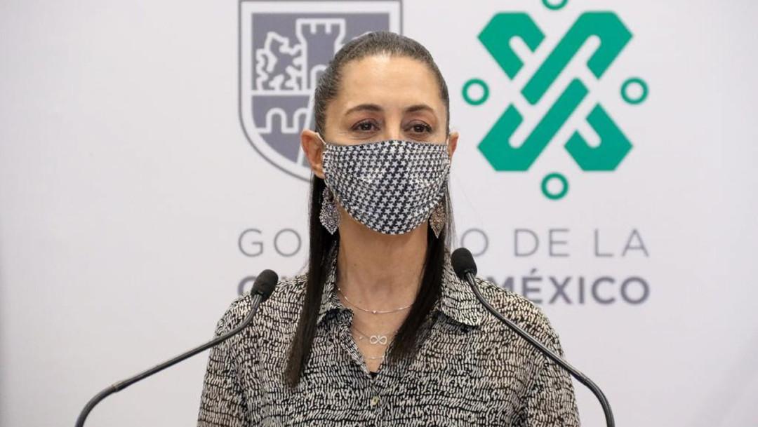 Claudia Sheinbaum, Gobierno de la CDMX, apoyos contra covid