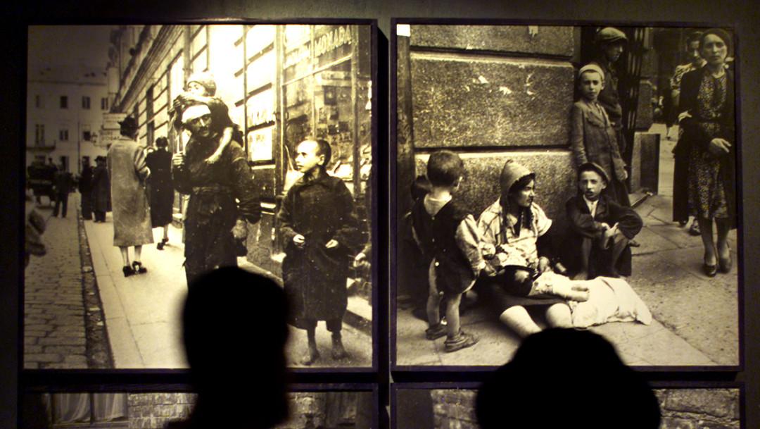 Gueto de Varsovia, tifus, epidemia