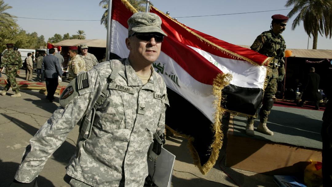 Se registra inusual ataque con cohetes en Bagdad a plena luz del día