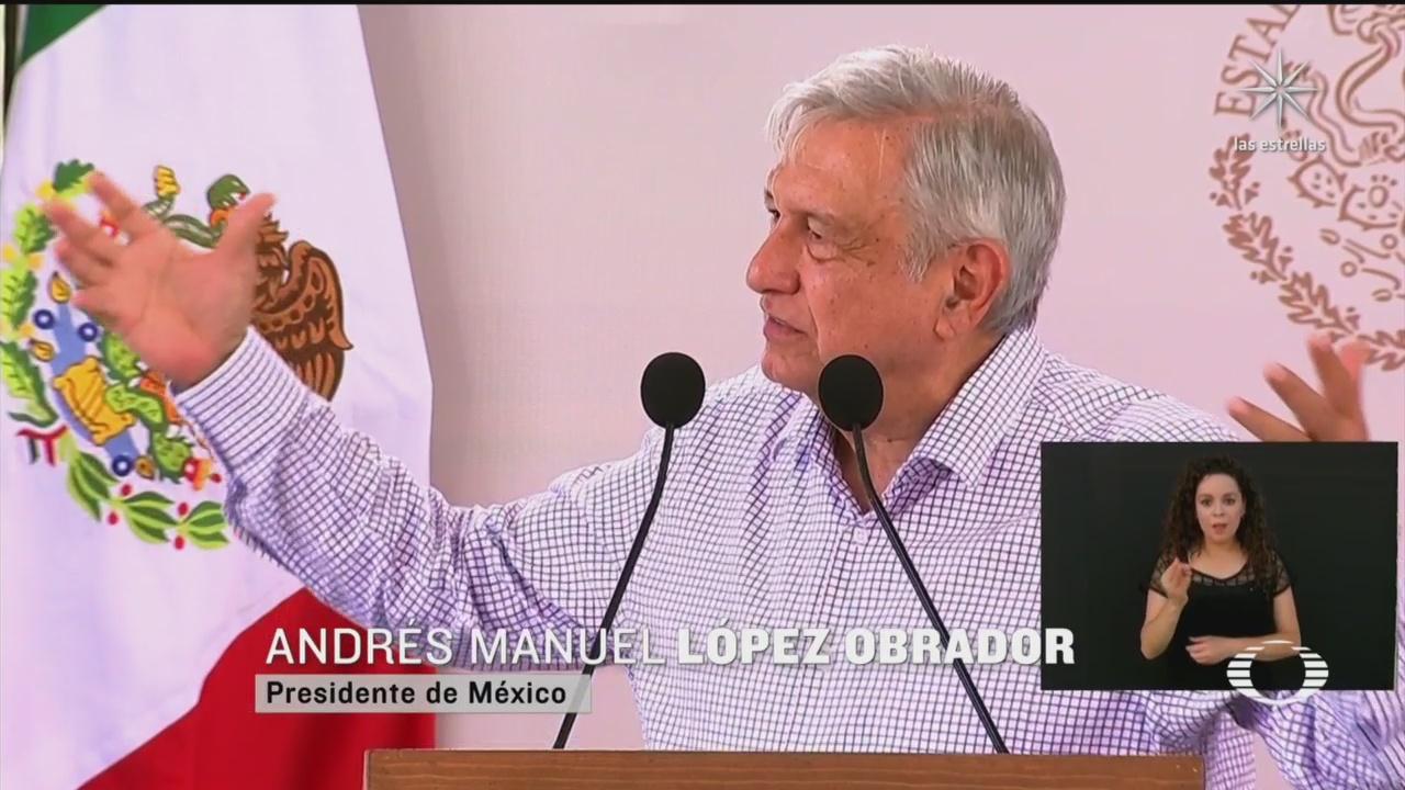 amlo concluye de manera anticipada evento en tamaulipas