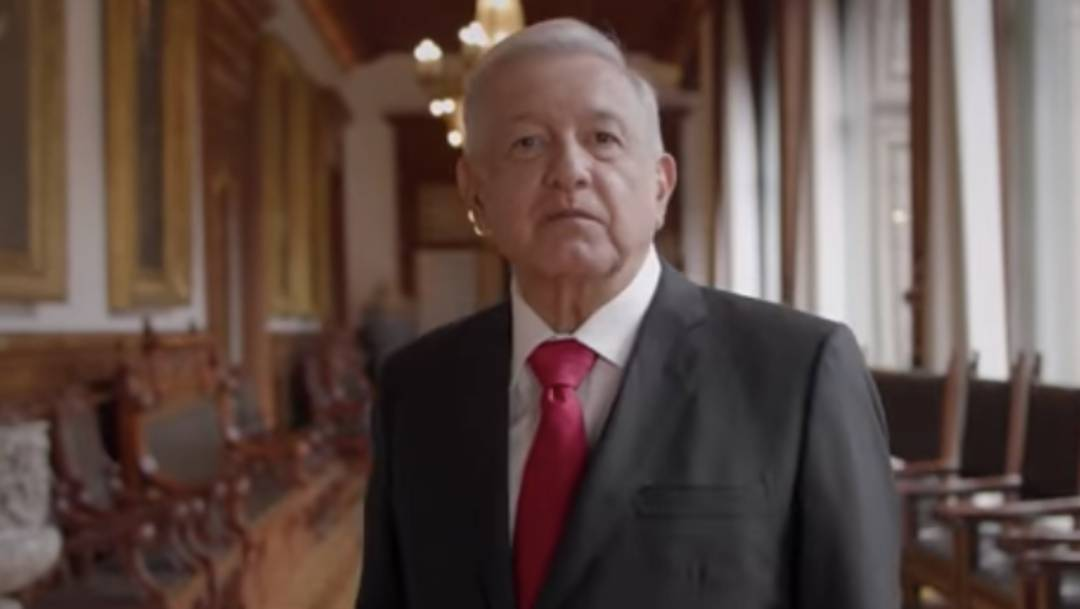 """El presidente Andrés Manuel López Obrador dice que su gobierno está a favor de los hombres de negocios """"y las ganancias moderadas"""""""