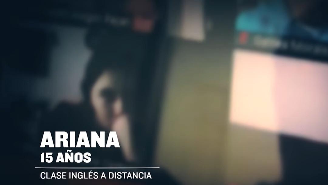 Asalto, Durango, videollamada, captura de pantalla