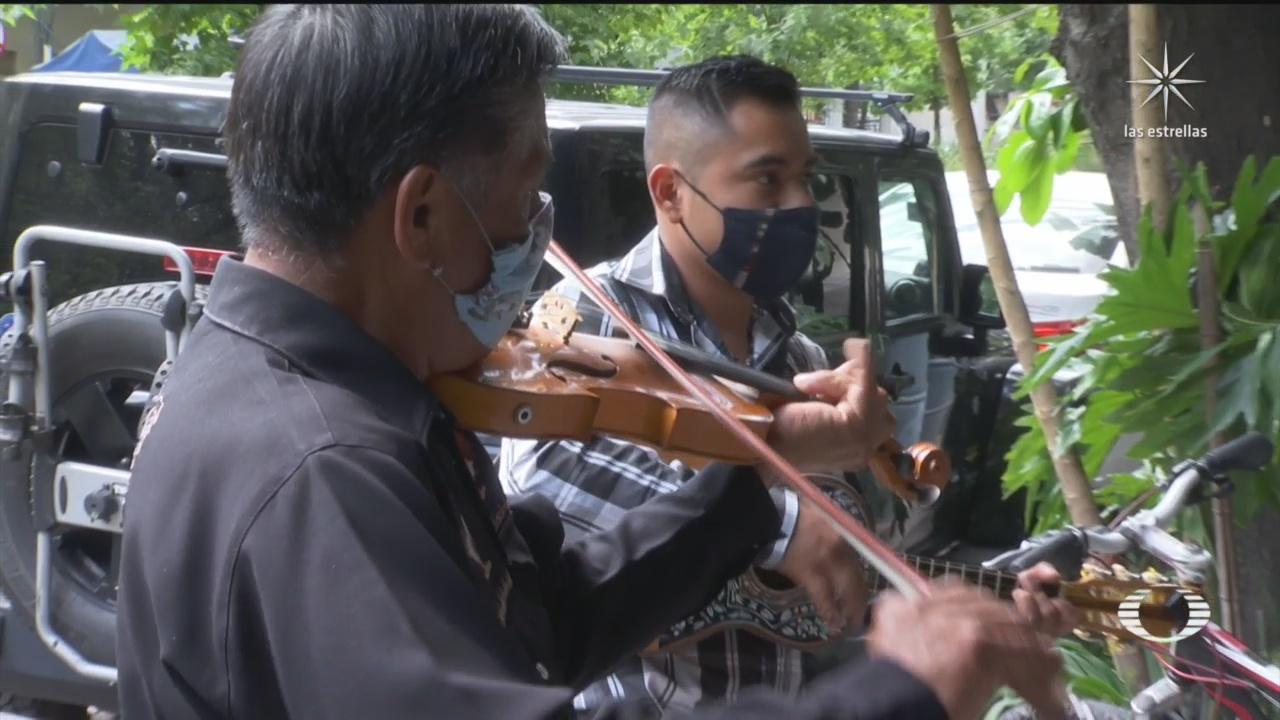 músicos en restaurantes de la CDMX